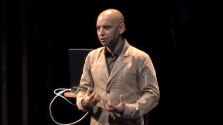 Anthony Heidweiller, singer, founder YO! Opera, The Netherlands