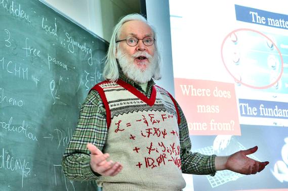 Prof. Ellis